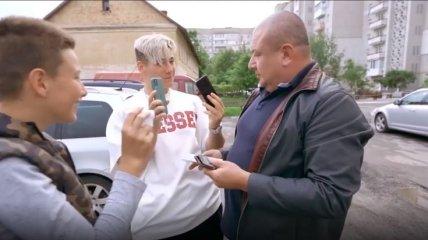 "Забравший у ребенка iPhone блогер ""разбил"" отцу телефон (видео)"