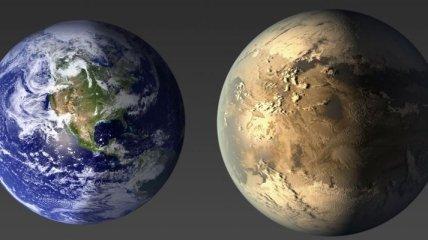 """Обнаруженный """"двойник"""" Земли заинтересовал астрономов"""
