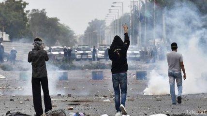 Антиправительственные протесты прошли в Бахрейне