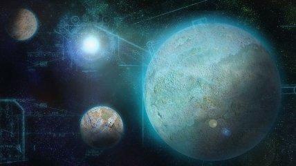 Физик из Калифорнийского университета доказал существование двумерной Вселенной