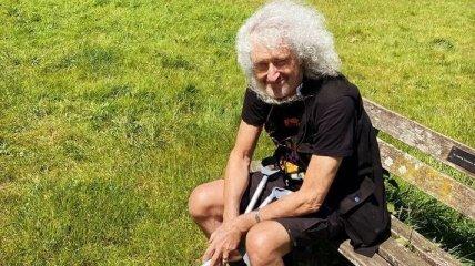 Брайан Мэй из Queen перенес острый сердечный приступ