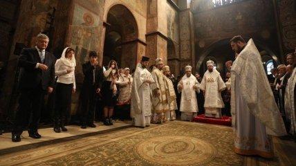Президент призывает церкви мира признать ПЦУ