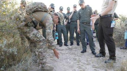 США помогут украинским пограничникам с моделью охраны границы (Фото)