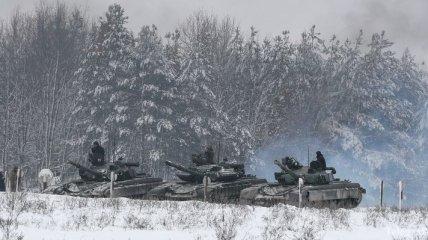 Военное положение: Украина максимально укрепила линию обороны