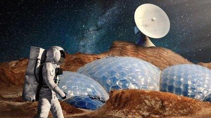 Для колонизации Марса человеку придется изменить свою ДНК