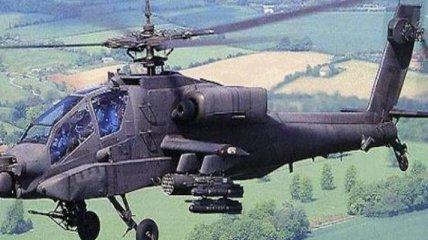 В Калифорнии два человека погибли в результате крушения военного вертолета