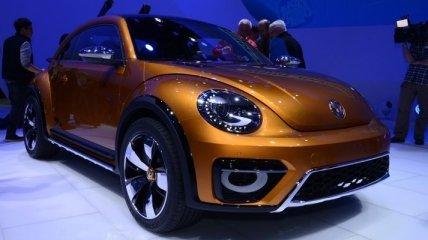 Автосалон в Детройте 2014: Volkswagen Beetle Dune