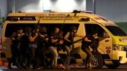 Бойня в Таиланде: Спецназ ликвидировал стрелка