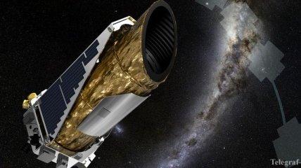 Ученые сообщили, что телескоп Kepler вышел из спящего режима