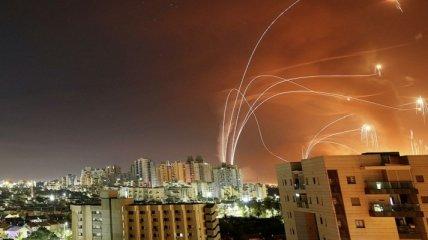 Новый виток войны Израиля и Газы: хронику боев и причину конфликта наглядно изложили в сети