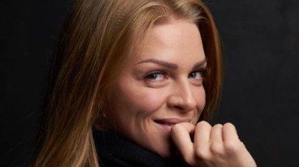 Яна Глущенко впервые после аварии публично обратилась к мужу