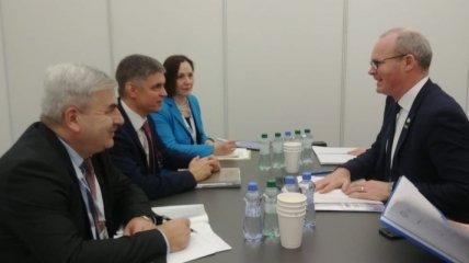 Ирландия хочет открыть посольство в Украине в 2020 году