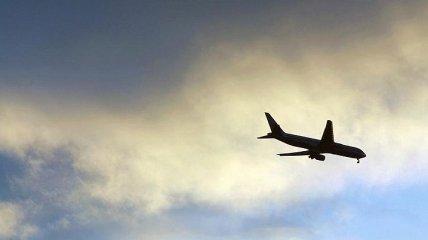 В России в аэропорту экстренно сел самолет
