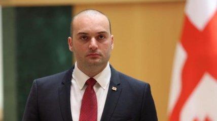 Премьер-министр Грузии осенью возможно посетит Украину