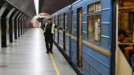 В Киеве станции метро восстановили работу
