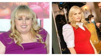 Не изнурительные тренировки или строгая диета: Ребел Уилсон раскрыла секрет своего похудения на 30 кг (фото до и после)