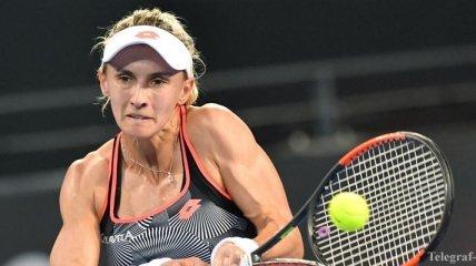 Как украинка Цуренко пробилась в полуфинал турнира в Брисбене (Видео)