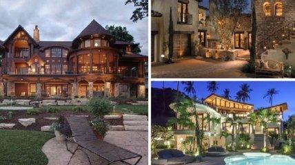 Замечательные дома, в которых хотел бы жить каждый (Фото)