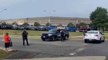 Біля Пентагону сталася стрілянина: повідомляється про постраждалих (відео)