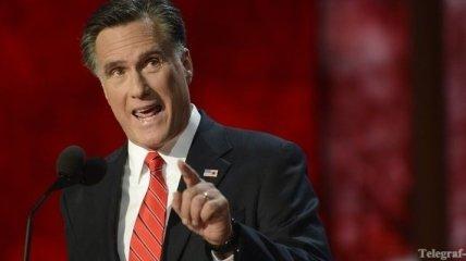Ромни попросил Обаму отчитаться о невыполненных обещаниях