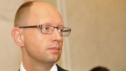 Яценюк завтра посетит Аскольдову могилу