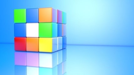 Как быстро собрать Кубик Рубика?