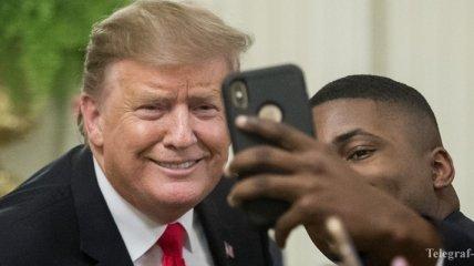 СМИ подсчитали количество твитов опубликованных Трампом в 2019 году