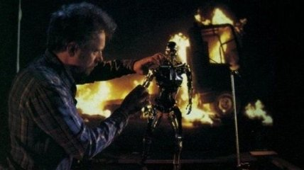 Архивы кинематографа: занимательные кадры со съемочных площадок блокбастеров (Фото)