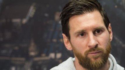 Месси не верит, что Барселона сумеет победить в Лиге чемпионов