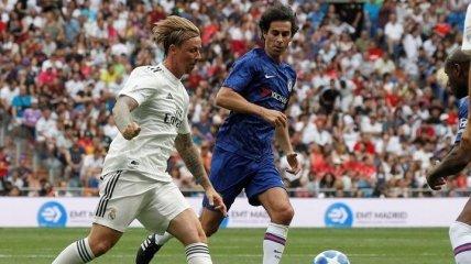 Легенда Реала возглавил клуб Примеры