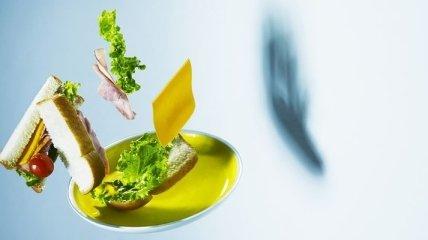 Большие тарелки - путь к детскому ожирению