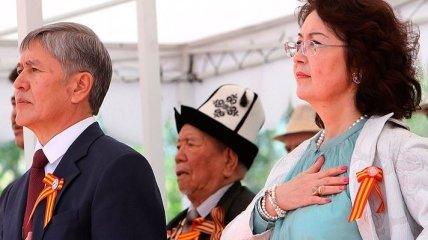 Жена Атамбаева заявила об открытом деле против нее