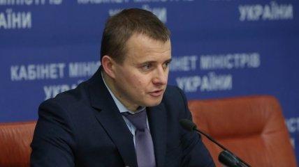 Демчишин сообщил, что Украина отстает от графика по накоплению газа