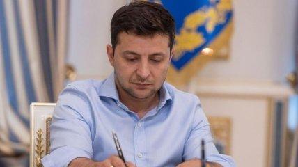 Закон о снятии депутатской неприкосновенности подписан Зеленским