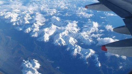Красивейший вид, или почему стоит сесть в самолете у окна (Фото)