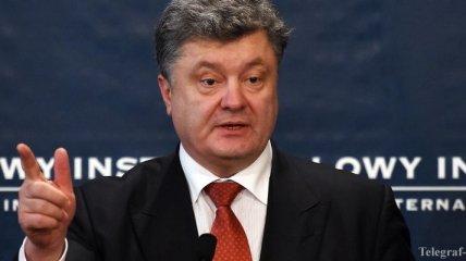 Президент заявил, что Украина вовремя получает военное снаряжение