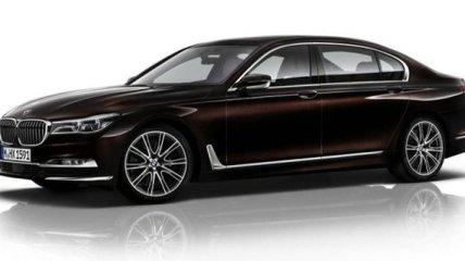 BMW 7-Series получит 2-литровый двигатель