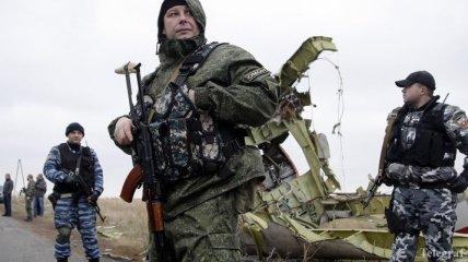 СНБО: На Донбассе зафиксированы боевики в украинской военной форме