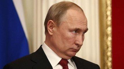 Путин запутался в показаниях, говоря об оккупации Крыма и Донбасса