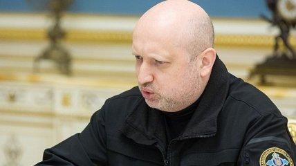 Турчинов допускает создание ударных групп РФ для вторжения в Украину