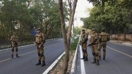 Бой с боевиками на базе ВВС Индии завершился: убиты четыре террориста