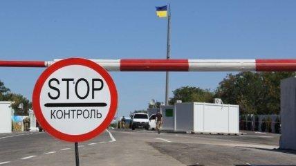 В Крыму оккупанты ограничили проезд транспорта через пункты пропуска