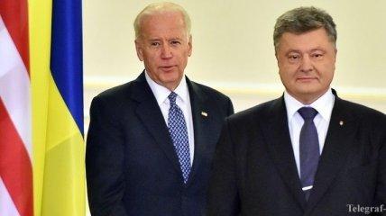 Байден рассказал о проблеме особого статуса Донбасса