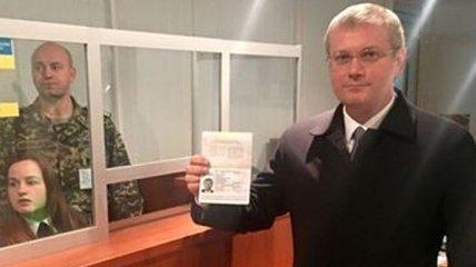 Вилкул вернулся в Украину