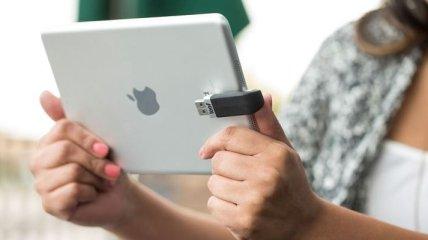 Флэш-накопитель Leef iBridge для устройств с iOS изменил форму