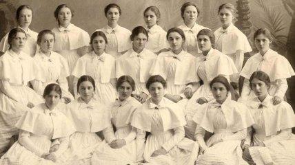 Институты благородных девиц в Украине (Фото)