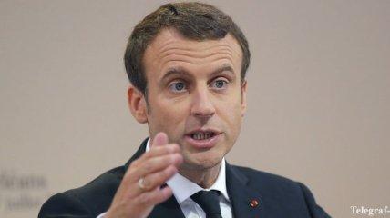 """Избирательная кампания Макрона стала самой """"дорогой"""" во Франции"""