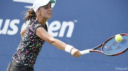 Калинина пробилась в четвертьфинал турнира ITF в Пршерове