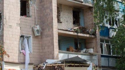 23 семьи из поврежденного дома в Харькове отселят в гостиницы