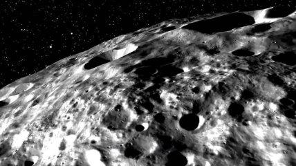 Ученые показали уникальные снимки кратера Оккатор на Церере